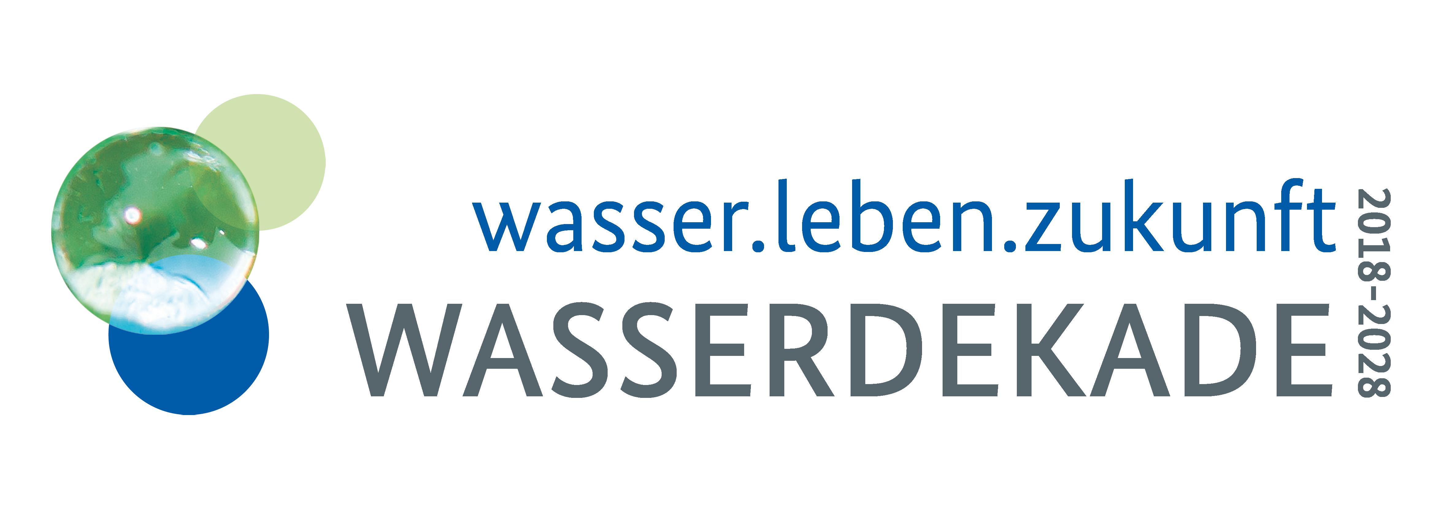 UN-Wasserdekade Logo